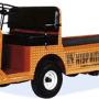 Hispaman - Vehículo industrial eléctrico